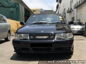 Saab 9-3 Convertible 2.0T (New 10-yr COE)