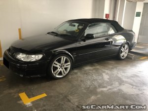 Saab 9-3 Convertible 2.0T (New 10-yr COE)