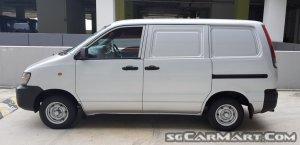 Toyota Liteace 2.2M (New 5-yr COE)