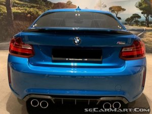 Used BMW M2 Car for Sale in Singapore, - sgCarMart