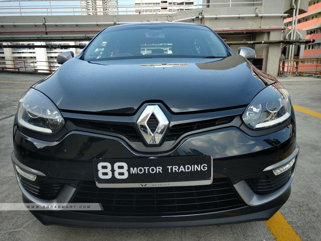 Renault Megane GT-Line Diesel 1.5T dCi