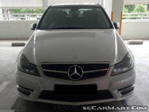 Used Mercedes-Benz C-Class C180 CGI Car for Sale In Singapore, Cars