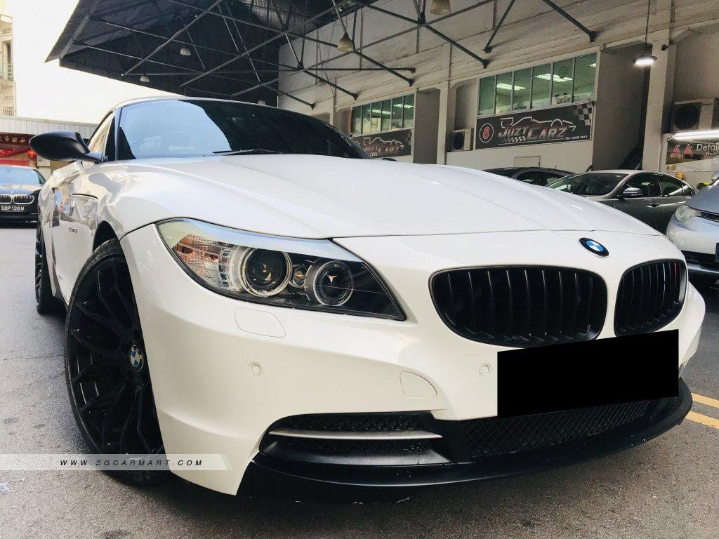 Bmw Z4 Sdrive23i New 10 Yr Coe For Sale By Aa Trust Singapore