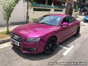 Audi A5 Coupe 2.0A TFSI Quattro