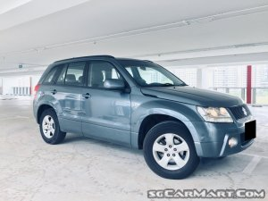 Suzuki Vitara 2.0A (COE till 09/2022)