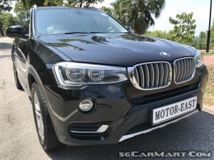 BMW X3 sDrive20i X Line Sunroof