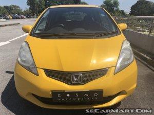Honda Jazz 1.3A L (New 5-yr COE)