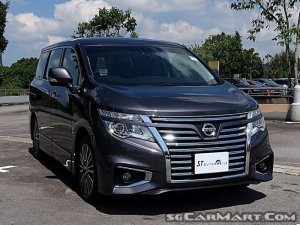 Nissan Elgrand 2.5A Highway Star