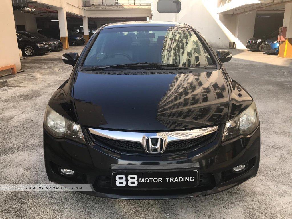 Honda Civic 1.8A VTi-S (New 10-yr COE)