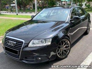 Audi A6 2.0A TFSI MU S-Line