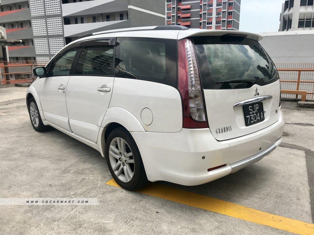 Mitsubishi Grandis 2.4A Sports Gear (New 10-yr COE)