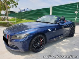 Used Bmw Z4 Sdrive23i Car For Sale In Singapore Stcars