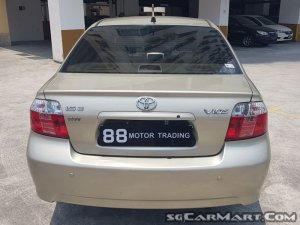 Used Toyota Vios Car for Sale in Singapore, 88 Motor Trading