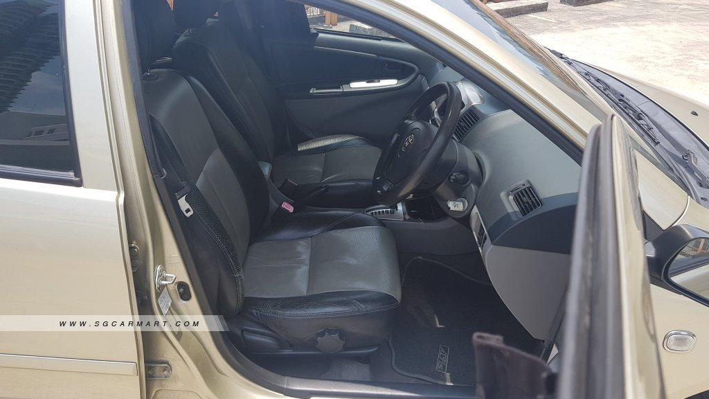 Toyota Vios 1.5A E (COE till 01/2021)