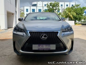 Used Lexus NX Turbo NX200t Luxury Car for Sale In Singapore