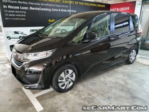 Used Honda Freed Hybrid 1 5a G 7 Seater Car For Sale In Singapore