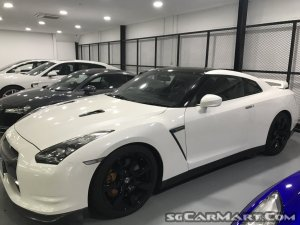 Nissan GTR 3.8A (COE till 08/2028)