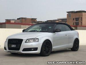 Audi A3 Cabriolet 1.8A TFSI S-tronic (New 10-yr COE)