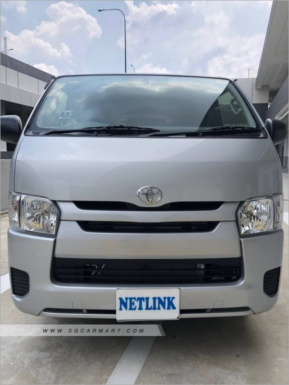 Toyota Hiace 3 0M for Sale by Net Link Partners Pte Ltd