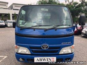 Toyota Dyna 150 3.0M (COE till 03/2024)