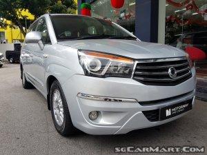 Ssangyong Stavic Diesel 2.0A eXDI