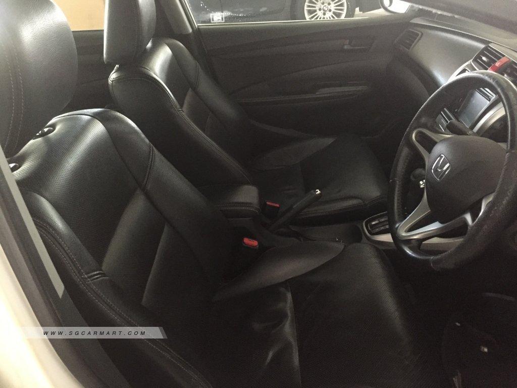 Honda City 1.5A VTEC (New 5-yr COE)