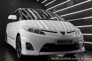 Toyota Estima 2.4A Aeras G (New 10-yr COE)