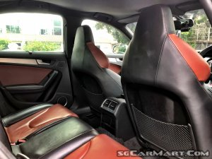 Audi S4 3.0A TFSI Quattro S-tronic (New 10-yr COE)