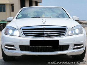 Mercedes-Benz C-Class C200K Avantgarde (COE till 09/2027)