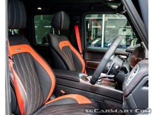 Mercedes-Benz G-Class G63 AMG Edition 1