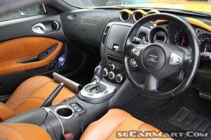 Nissan Fairlady 370Z (COE till 01/2029)