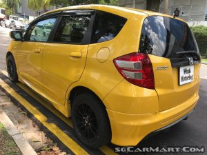Used Honda Jazz 13a Gli New 5 Yr Coe Car For Sale In Singapore