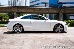 Audi RS5 Coupe 4.2A FSI Quattro (New 10-yr COE)