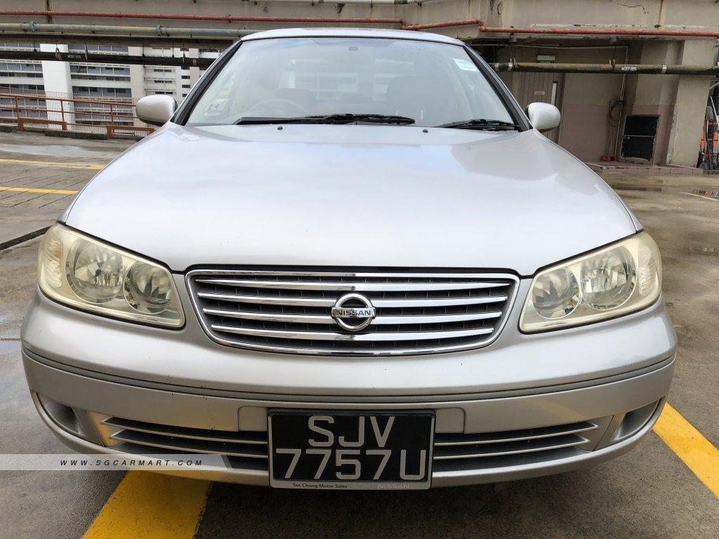 Nissan Sunny 1.6A EX