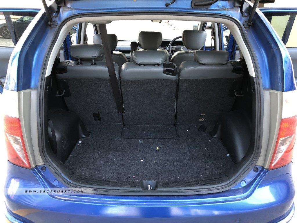 Honda Edix 1.7A (COE till 10/2021)