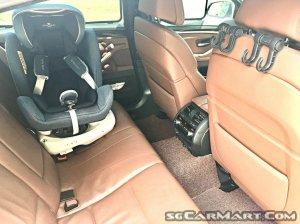BMW 5 Series 523i Highline Sunroof (New 10-yr COE)