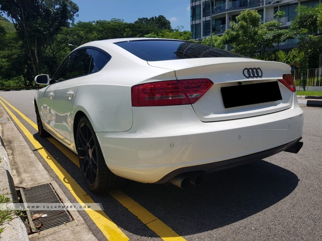 Used Audi A5 Car for Sale in Singapore, - sgCarMart