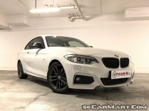 BMW 2 Series 228i Coupe M-Sport