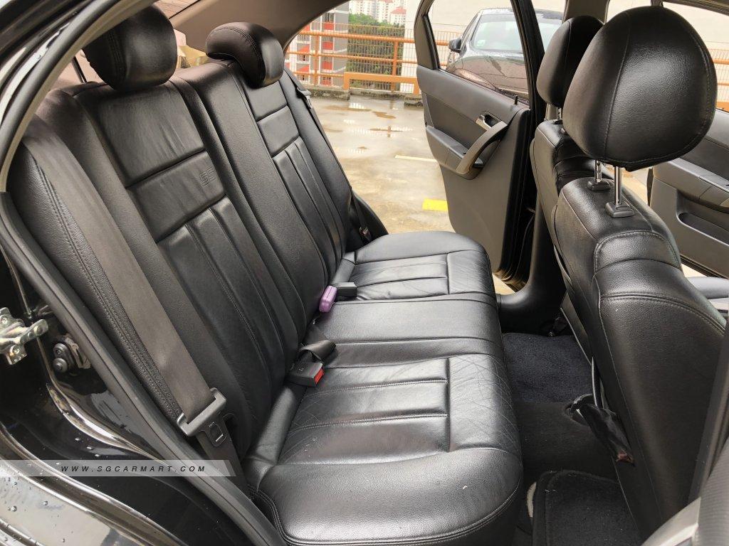 Chevrolet Aveo 1.4A SS (New 5-yr COE)