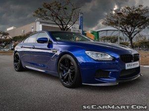 BMW M Series M6 Gran Coupe