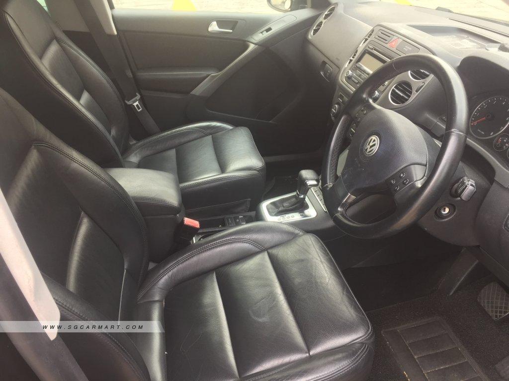 Volkswagen Tiguan 2.0A TSI (New 10-yr COE)