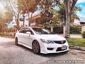 Honda Civic Type R 2.0M (COE till 10/2028)