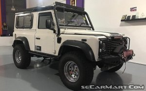 Land Rover Defender 90 (New 5-yr COE)