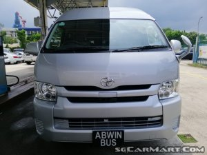 Used Toyota Hiace Commuter 2 8A Vehicle For Sale In