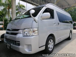 Toyota Hiace Commuter 2 8A for Sale by Abwin Bus | Singapore