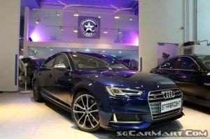 Audi S4 3.0A TFSI Quattro Tip