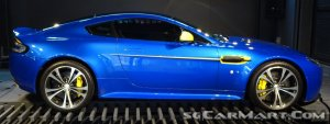 Aston Martin V12 Vantage S 6.0A