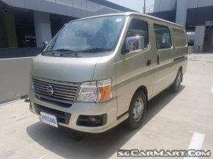 Nissan Urvan (New 5-yr COE)