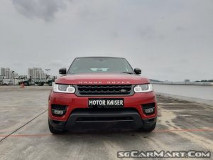Land Rover Range Rover Sport 3.0A Supercharged