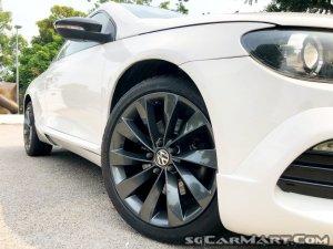 Volkswagen Scirocco 2.0A TSI (COE till 04/2029)